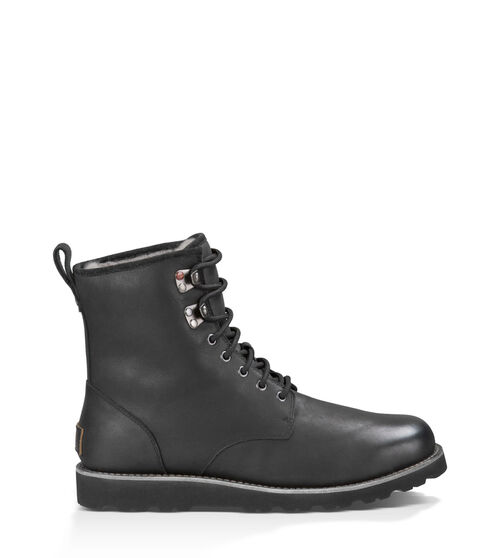 UGG Mens Hannen Tl Boot Waterproof In Black, Size 18