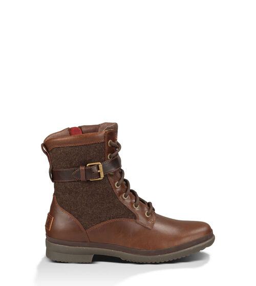 UGG Womens Kesey Boot Waterproof In Chestnut, Size 11