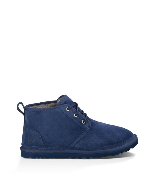 UGG Mens Neumel Boot Wool In New Navy, Size 17
