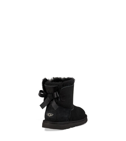 UGG Mini Bailey Bow II Bottes en Black